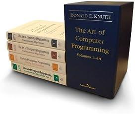 The Art of Computer Programming: Volume 1, Third Edition Updated and Revised, Volume 2, Third Edition Updated and Revised, Volume 3, Second Edition Updated and Revised, Volume 4a, Extended and Refined