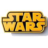 Star Wars-base mondiale e si è in continua crescita e vengono uno dei più iconic brands-base con ventola come nessun altro giocattolo 3DLightFX con logo ufficiale Star Wars leggero ideale, non solo come luce notturna rassicurante ma, come una caratte...