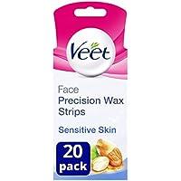 Veet Face Ready To Use Wax Strips for Sensitive Skin Wax Strips preisvergleich bei billige-tabletten.eu