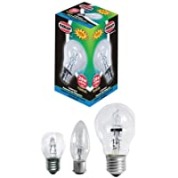 Energizer Lighting EVES4863 Energy Saving Light Bulbs
