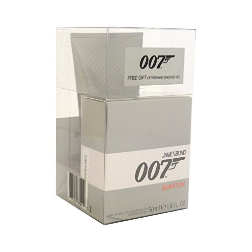 James Bond 007 Quantum Set, EDT 50 ml + SG 150 ml
