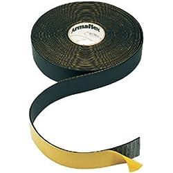 Armaflex Rouleau de ruban adhésif isolant 50mm de largeur x 3mm d'épaisseur 5 m de longueur