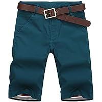 Pantalones Hombre Verano,JiaMeng Deportes de Moda Transpirable Pantalones de Verano Fitness Running Pants Pantalones