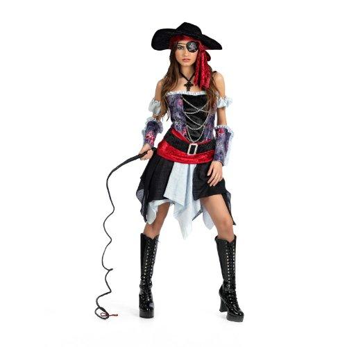 Piratin Corsaria - Damenkostüm - L by Elbenwald