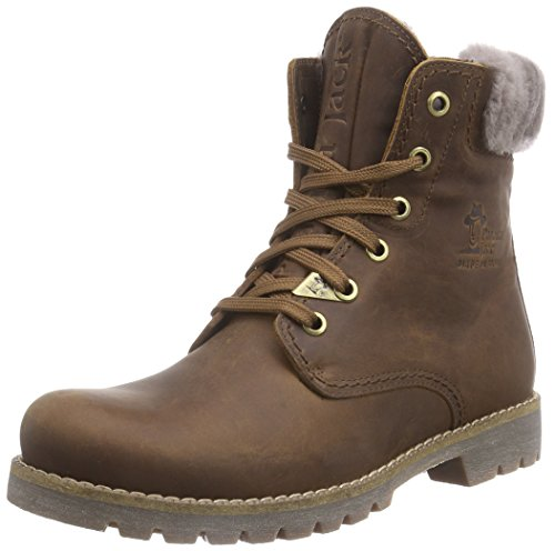 panama-jack-panama-03-igloo-damen-warm-gefuttert-biker-boots-kurzschaft-stiefel-stiefeletten-braun-b