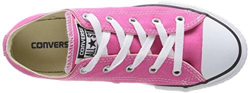 Converse - Chuck Taylor All Star Ox, Sneaker Unisex – Bambini Rosa (rosa)