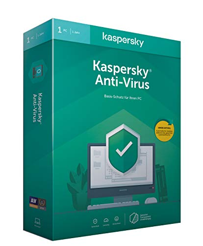 Kaspersky Anti-Virus 2020 Standa...