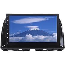 "roverone 10.2""Android 6.0Octa Core Autoradio coche reproductor de GPS para Mazda CX5CX-5201320142015con sistema de navegación radio estéreo Bluetooth Espejo Enlace Full pantalla táctil"