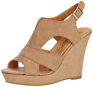 XTI  29465, Sandales femme - Beige - Taupe, 36.5