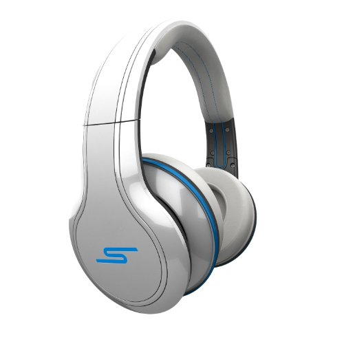 SMS Audio SMS-WD-WHT-5L STREET by 50 Wired Over-Ear Kopfhörer weiß