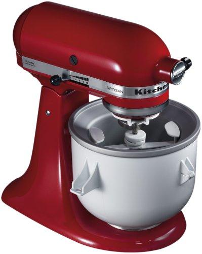 KitchenAid 5KICA0WH Eisbereiter