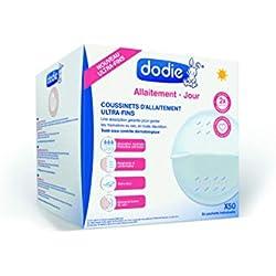 Dodie Coussinets d'allaitement jour x 50