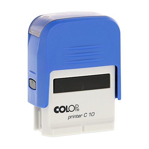 Lieferzeit 1 bis 2 Tage Trodat Stempel Imprint L1 38x14mm mit 4 Zeilen Textplatte Adressstempel Firmenstempel Stempelautomat
