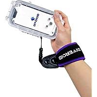 DIVEROID Wrist Strap_ Waterproof housing Hand Strap