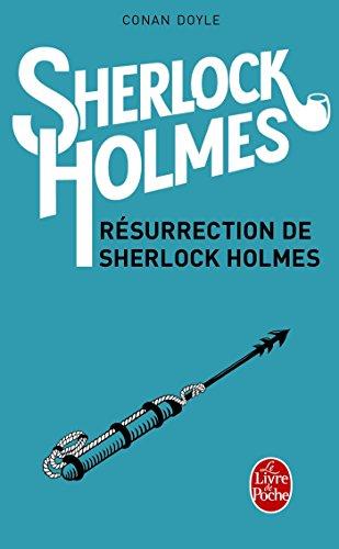 Book's Cover of Résurrection de Sherlock Holmes
