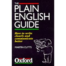 The Plain English Guide by Martin Cutts (1996-11-07)