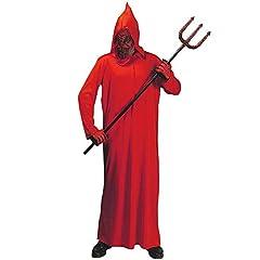 Idea Regalo - WIDMANN - Costume da Diavolo, in Taglia L