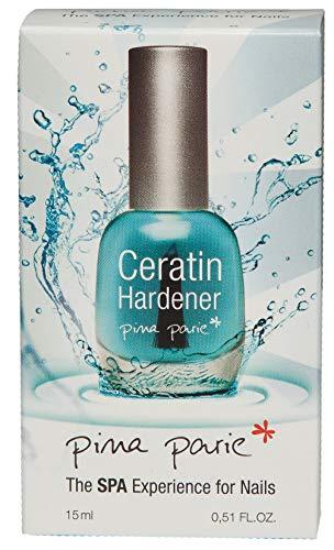 Nagelhärter, die Nagelpflege für brüchige und weiche Nägel. Der Keratin Hardener ist die perfekte Pflege für den Naturnagel.