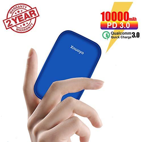 Xnuoyo PD 18W 10000mAh 11,99€ invece di 19,99€ ✂️ Codice sconto: M8QAMO9O