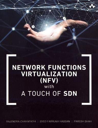 Network Function Virtualization (Nfv) with a Touch of Sdn por Rajendra Chayapathi