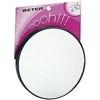 Beter Ohh!, Espejo de mano para peluquería (10 aumentos, con ventosa)