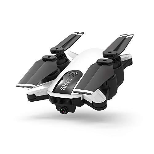 Kaifh drone 1080 videocamera hd 5g posizionamento gps restituendo gesti foto registrazione telecomando aereo pressione dell'aria altezza fissa, aereo pieghevole, lunga durata della batteria,2