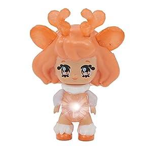 Giochi Preziosi Glimmies GLP009 Figura de Juguete para niños Naranja, Blanco Chica - Figuras de Juguete para niños (Naranja, Blanco, 3 año(s), Chica, China, LR41, 60 mm)