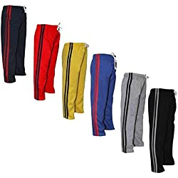 Eteenz Boys Track Pant Pack Of 6 (8903541825267_Multicolour_4-5 Years)