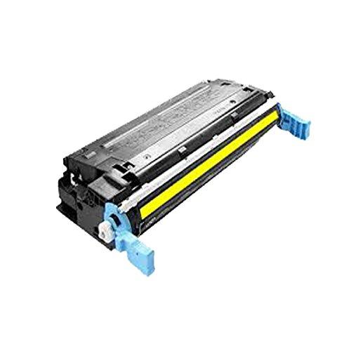 4700 Laser (Kompatibel Q5952A Gelb Laser Tonerkartusche für Drucker HP LaserJet 47004700DN 4700DTN 4700N 4700TDN 4700dn)