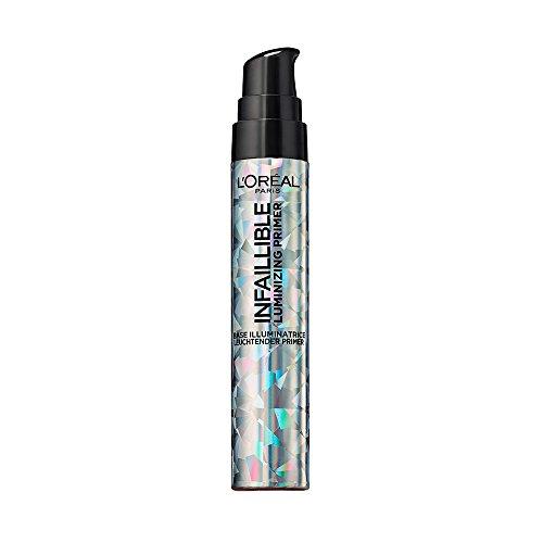 L'Oréal Paris Skin Primer Infaillible Luminizing Make up Grundierung, 1er Pack (1 x 20 ml)