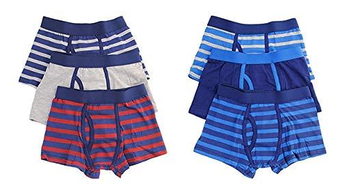 Boxer pantaloncini per ragazzi e bambini confezione ad 6 da 5 12 anni.
