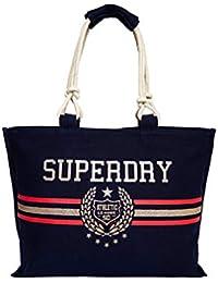 Superdry Amaya Rope Tote, sac à main