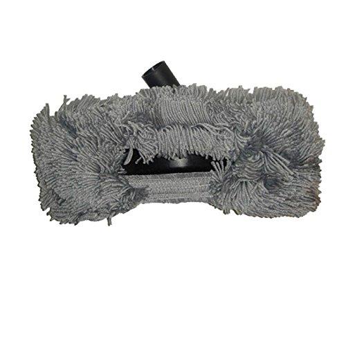 GLOBOVAC Cepillo Mopa Gris Toma Ø31mm ASpiración Centralizada