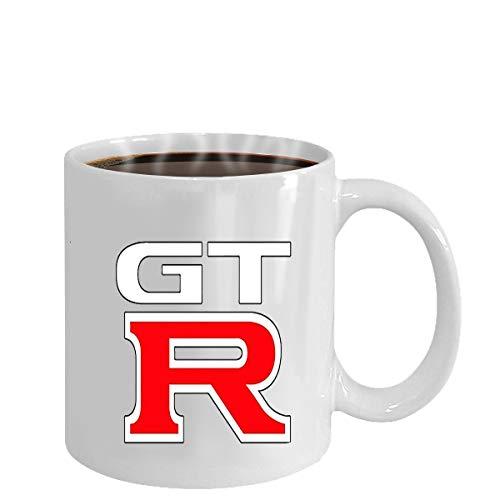 Psych Tv Show Coffee Mug Cup (White) 11oz Psych Tv Show Series Fan Gift Merchandise Accessories Decal Sticker Decor Shirt Pin - Shawn Gus Juliet Carlt -