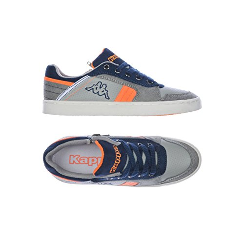 Sneakers - Valessia 2 Kid - Kind Grey-Orange