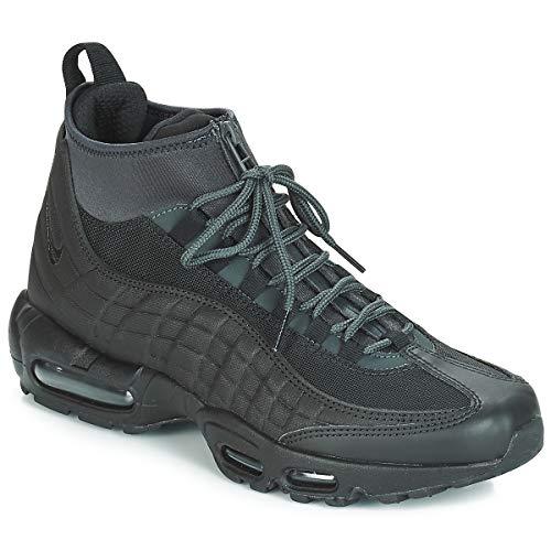 Nike Herren Air Max 95 Sneakerboot Trekking-& Wanderstiefel, Schwarz Black/Anthracite/White 001, 48.5 EU