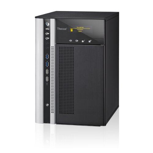 Origin Storage  N6850-24000 Thecus NAS-System 24TB (6-Bay, 6x 4TB, 2,6GHz, 2GB DDR3, SATA G620) | 5055146586616