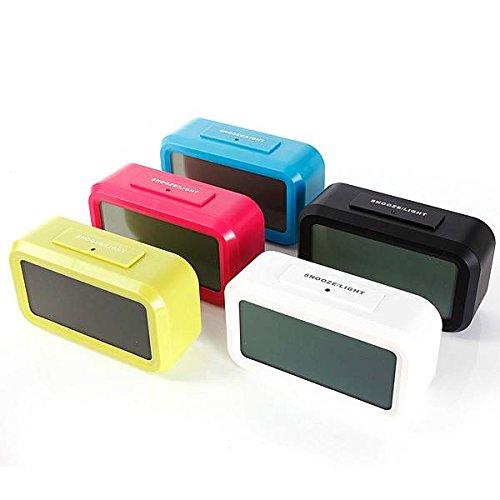 AUDEW-LED-LCD-Digital-Rveil-Horloge-Alarm-Clock-Thermomtre-Calendar-Pour-Voiture-Voyage-Table-Bureau