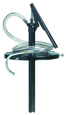 Plews PLW55-440 Heavy Oil Lever Action Dispenser Pump with 5 Gallon Pail