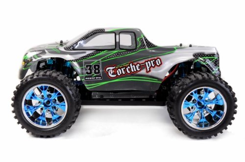 Amewi Monstertruck Torche Pro Brushless - 5