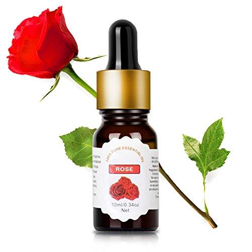 Minasan 12 Duft 10 ML Rein Natürlich Wasser Löslich Aromatherapie Entspannend Rose Pflanzliches ätherisches Öl