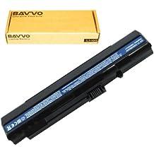 Bavvo Batería de Ordenador 6-células compatible con ACER Aspire One D250-1151 ZG5 D250-1026 UM08A51