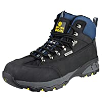 Amblers Steel FS161 Safety Boot / Mens Boots / Boots Safety (10 UK) (Black)