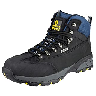 Amblers Steel FS161 Safety Boot / Mens Boots / Boots Safety (12 UK) (Black)