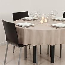 nappe bulgomme ronde. Black Bedroom Furniture Sets. Home Design Ideas