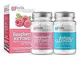 Best Diet Pills For Women And Detoxes - #1 RASPBERRY KETONES PLUS & COLON DETOX CLEANSER Review