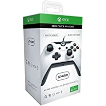 Manette Filaire pour Xbox One/S/X/PC - blanc