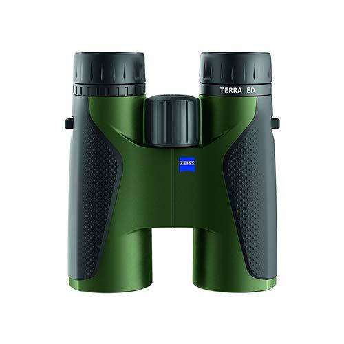 Zeiss Terra ED 10x 42Prismáticos, Verde/Negro