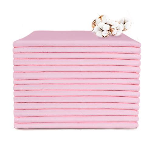 DYW Incontinence Pad Monouso incontinenza Pad Bed Copre 23' X 36' Utilizzare l'incontinenza i Cuscini Pad Pet Grande for Le Donne degli Uomini Bambini Anziani Fasciatoio
