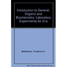 Amazon jerry march books introduction to general organic and biochemistry laboratory experiments for 2re fandeluxe Image collections